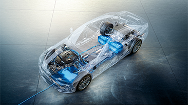 BMW 530e Inductive Charging Pilot Program Named Green Car Journal's 2020 Green Car Technology of the Year.
