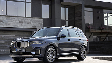 BMW X6 M and X7 Selected for two Wards 10 Best Awards for 2020.