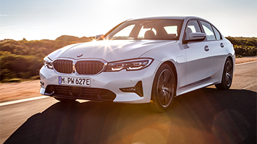 The 2021 BMW 330e and 330e xDrive PHEV Sedans