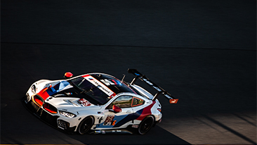 Rolex 24 At Daytona: BMW M Motorsport and BMW Team RLL Kick Off the 2020 IMSA Season.