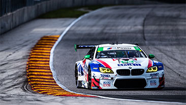 BMW Team RLL Qualifies Fourth and Fifth at Road America