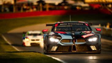 BMW Team RLL Finish Third and Fourth at Mid-Ohio to Increase Podium Streak to Four Races