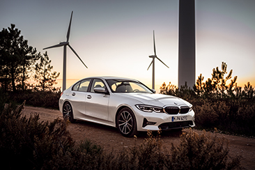 BMW Group and PG&E Plug-In to Leverage Renewable Energy and Sustainably Power Electric Vehicles.<br />