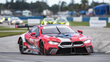BMW Team RLL Finishes Fourth and Fifth at Cadillac Grand Prix of Sebring; Turner Motorsport M6 GT3 Scores P3 Finish in GTD.