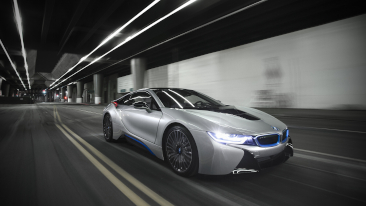 The BMW i8 – Ushering in a New Era of Sustainable Performance<br />
