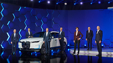 A New Era, a New Class: BMW Group steps up technology offensive with comprehensive realignment – uncompromisingly electric, digital and circular