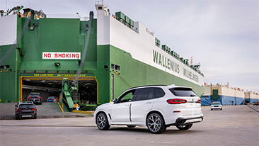 BMW Manufacturing Is Largest U.S. Automotive Exporter by Value for 7th Consecutive Year.<br />