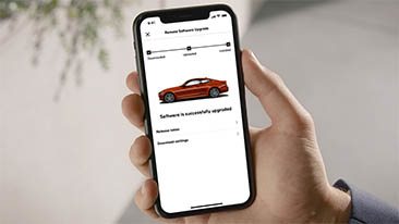 BMW connects customers with new My BMW App. <br />