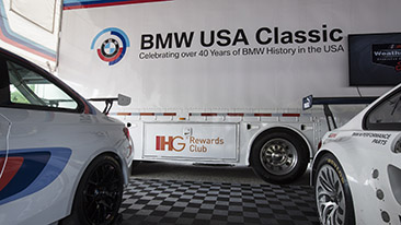 Intercontinental Hotel Group and IHG Rewards Club Join BMWUSA Classic as Supporting Partner