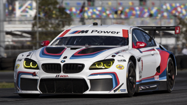 BMW Team RLL Kicks Off 2017 Season in Daytona – The 19th BMW Art Car Will Feature in the 55th Rolex 24.