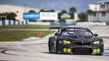 2016 BMW M6 GTLM to Make US Public Debut at Nov. 17-18 IMSA Daytona Test<br />
