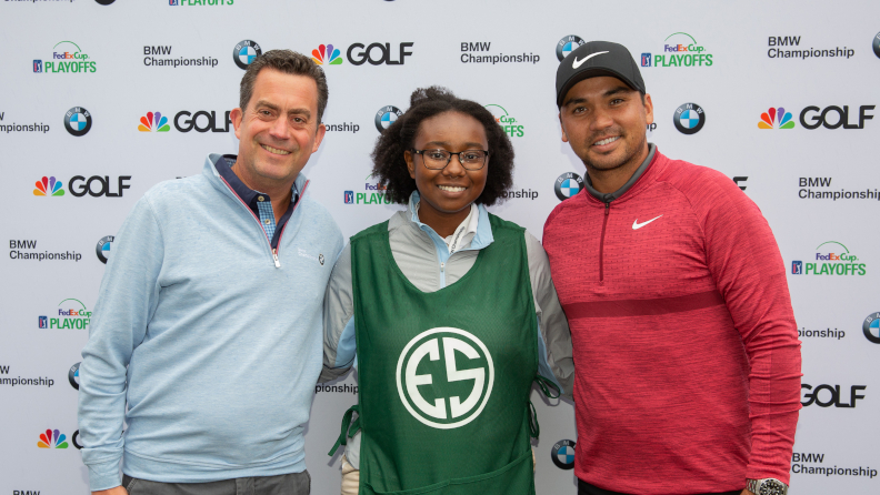 BMW of North America, Western Golf Association Name Brooklyn Gabriel of Philadelphia, PA BMW Hole-in-One Scholar.
