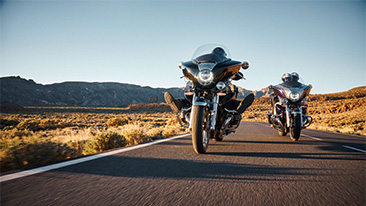 BMW Financial Services Announces the Launch of BMW Motorrad Extended Service Contracts.<br />