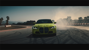 BMW and Milo Ventimiglia Harness the Power of M in the All-New BMW M4. <br />
