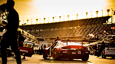 BMW Team RLL Rolex 24 At Daytona additional notes and quotes<br />