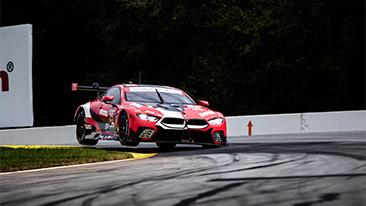 BMW Team RLL will line-up second and third for Motul Petit Le Mans; No. 96 Turner Motorsport BMW M6 GT3 to start fifth in GTD.