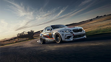 BMW Customer Racing Teams Set For 2020 SRO TC America Green Flag; All-New BMW M2 CS Racing to be Displayed During Circuit of the Americas Weekend.
