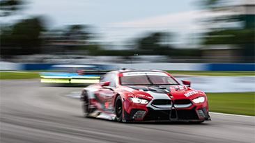 BMW Team RLL Recharged and Ready for Road America