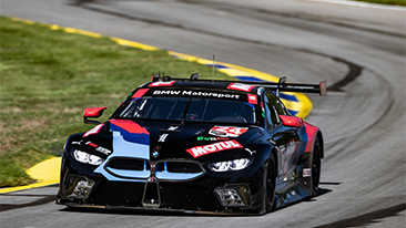 BMW Team RLL back on top with victory and double-podium finish at Tirerack.com Grand Prix at Michelin Raceway Road Atlanta.