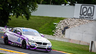 BMW Team RLL Back on Podium at Road America.