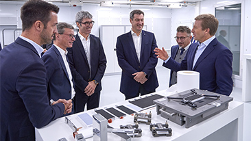 From Material Selection to Prototype Construction: The Battery Cell Technology of the Future is Taking Shape at the BMW Group Battery Cell Competence Centre