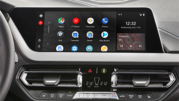 Android Auto Comes to BMW.
