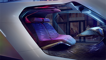 The BMW Group at the Consumer Electronics Show (CES) 2020 in Las Vegas.