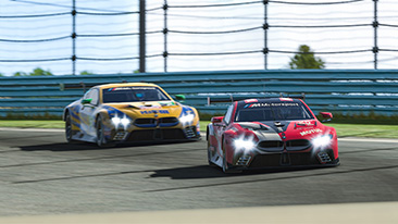 Bruno Spengler tops overall standings in the IMSA iRacing Pro Series – John Edwards on the podium at season finale.
