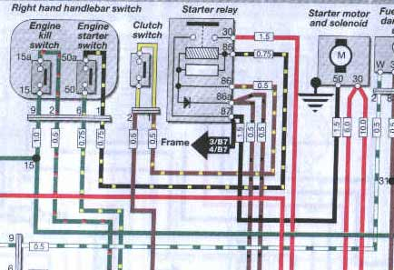 Terrific R1100Rt Wiring Diagram Basic Electronics Wiring Diagram Wiring Cloud Intapioscosaoduqqnet