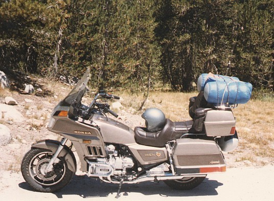 Honda GL1200A, The Battlestar