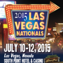 BOOK NOW ALMOST SOLD OUT - LAS VEGAS NATIONALS!