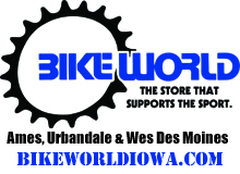 Bike World Iowa Supports Ewing Park BMX