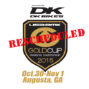 Gold Cup Finals East have been re-scheduled