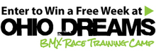 If you want to get faster this summer, check out Ohio Dreams BMX Race Summer Training Camp
