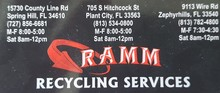 RAMM Recycling