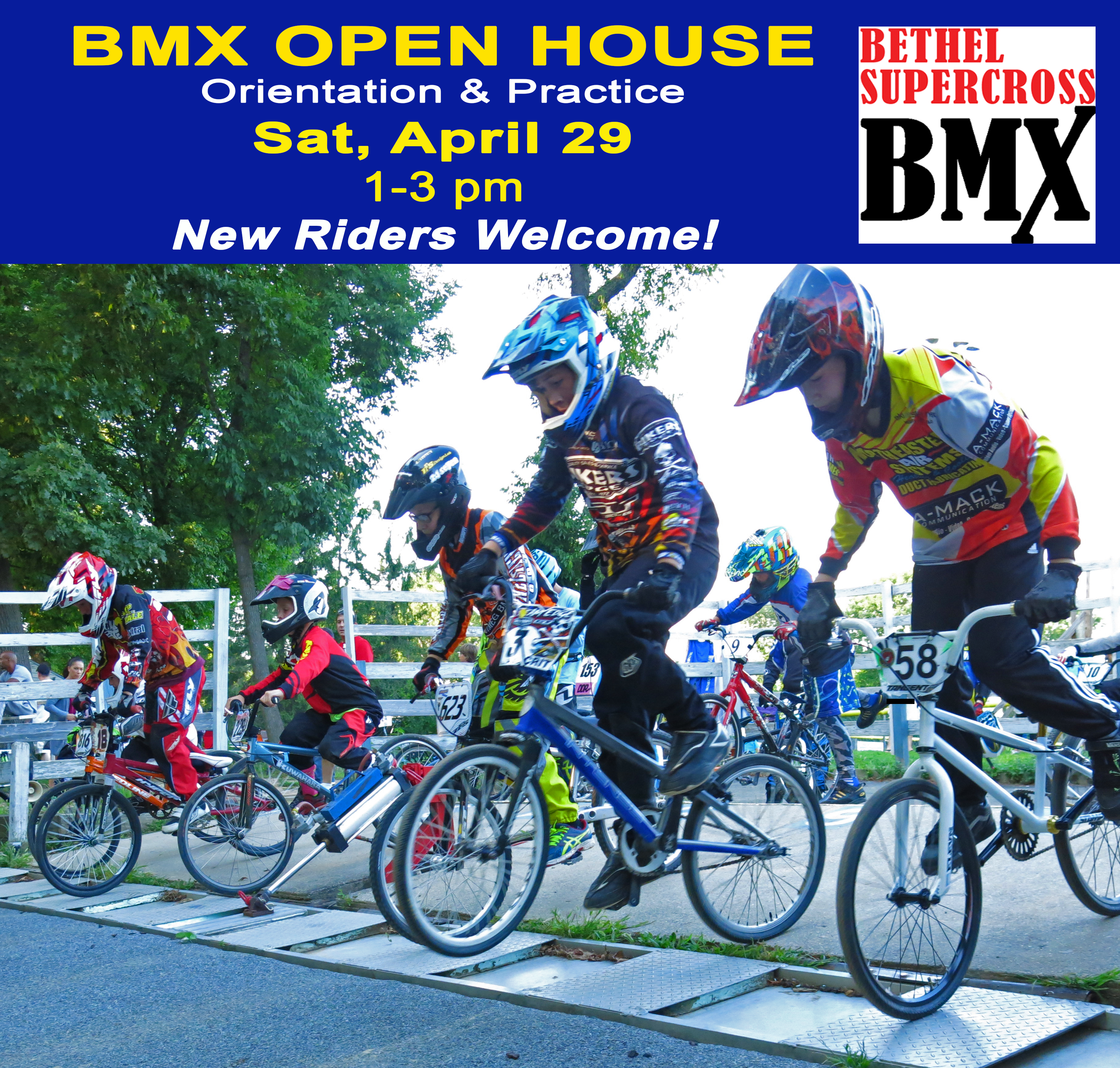Bethel Supercross BMX