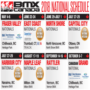 2018 BMX Canada National Series is announced