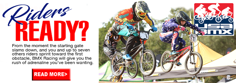 USA BMX / BMX CANADA - World's largest BMX racing organization