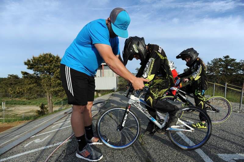 BMX Training