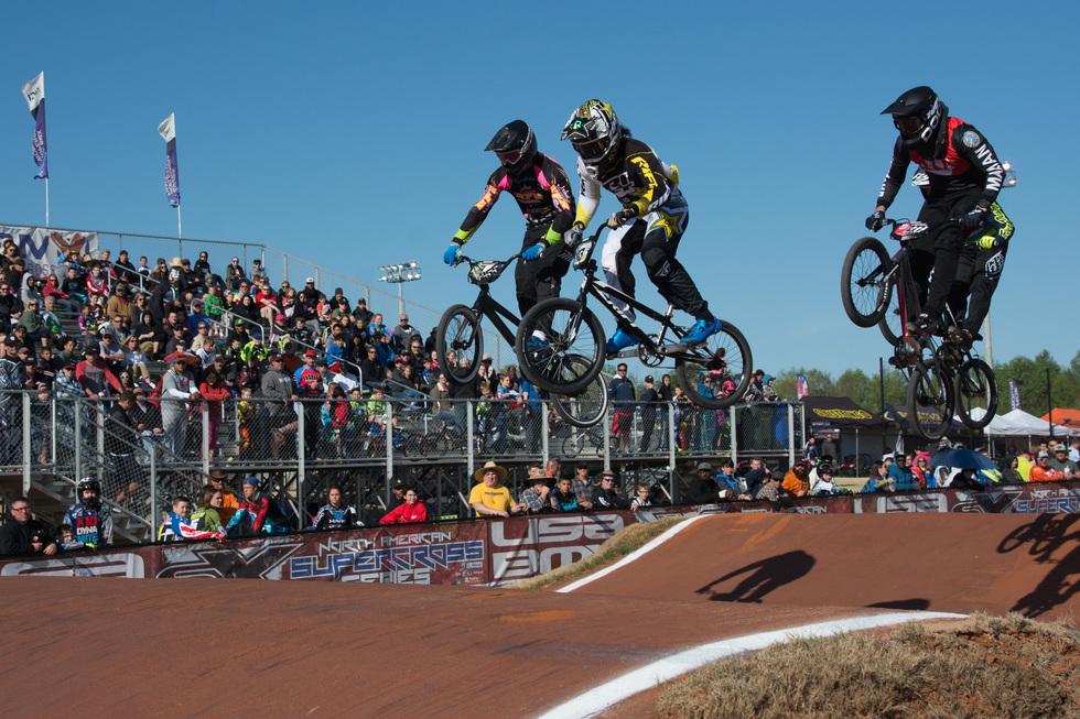 Rock Hill Bmx Supercross Track