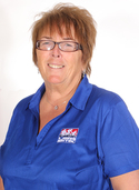 Jen Morris - Hotel Accommodations Manager /  National Scorekeeper