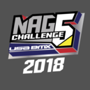 Line up for the 2018 NAG-5 Challenge