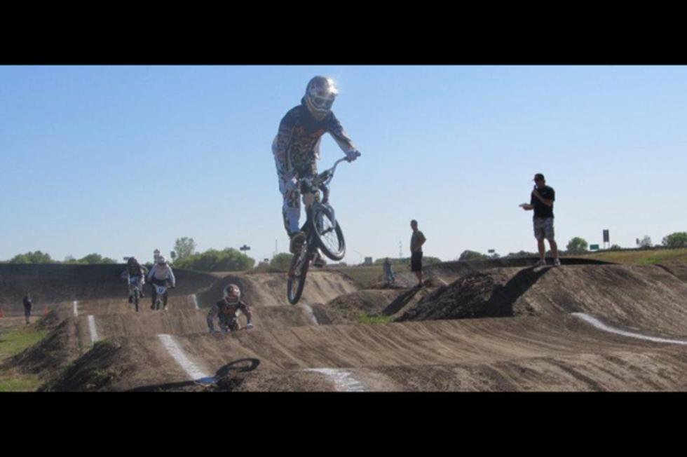 Bmx Bikes Kansas City Track Image