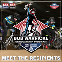 USA BMX Announces 2020 Bob Warnicke Scholarship Winners