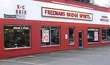 Freemans Bridge Sports