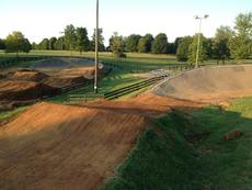 Louisville – Track Rebuild in Preparation for the Bluegrass Nationals
