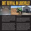 Bluegrass Nationals - 3 Day National, President's Cup & New Dirt!