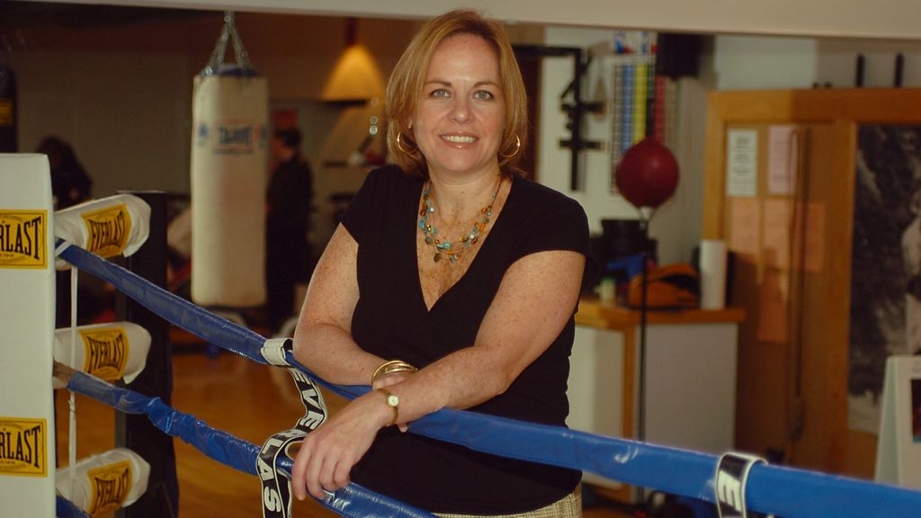 'There are certain moments that you look back on in boxing history and will always remember,' Kelly Swanson said. 'For some of those I was there. I helped plan it. I helped execute it.'
