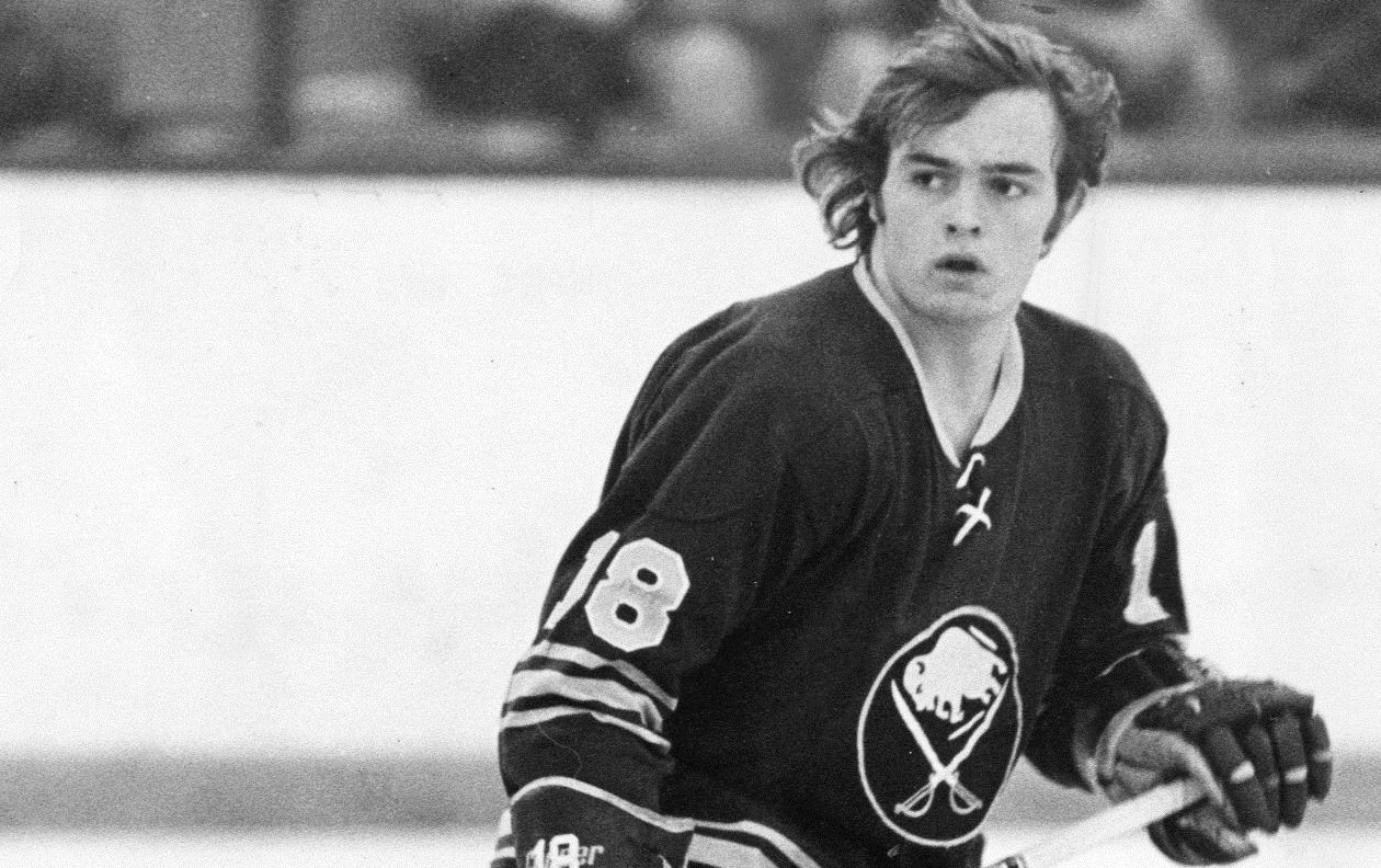 Danny Gare was a fan favorite and two-time 50-goal scorer when he played with the Sabres from 1974-81. (Buffalo News file photo)