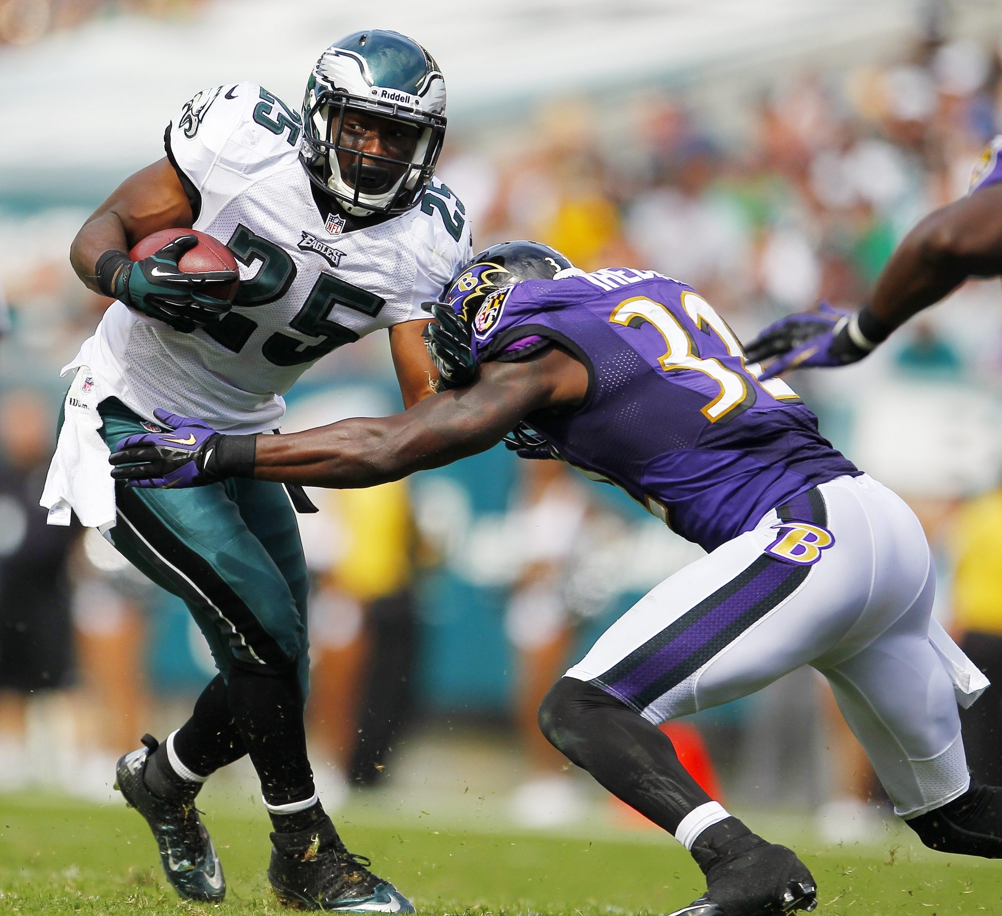 Getty Images    Running back LeSean McCoy is one of the Philadelphia Eagles' elite weapons on offense.